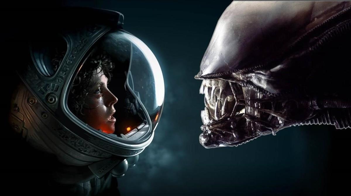 La película Alien cumple 40 años