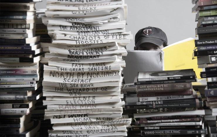 Escritura documental: Del papel a la imagen