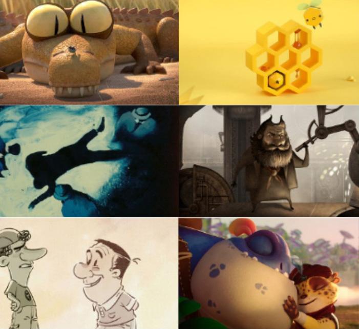 Cine infantil en línea
