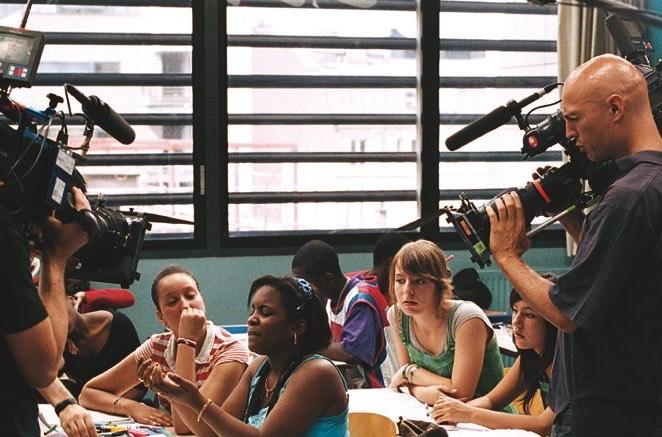 Cine y educación en Francia