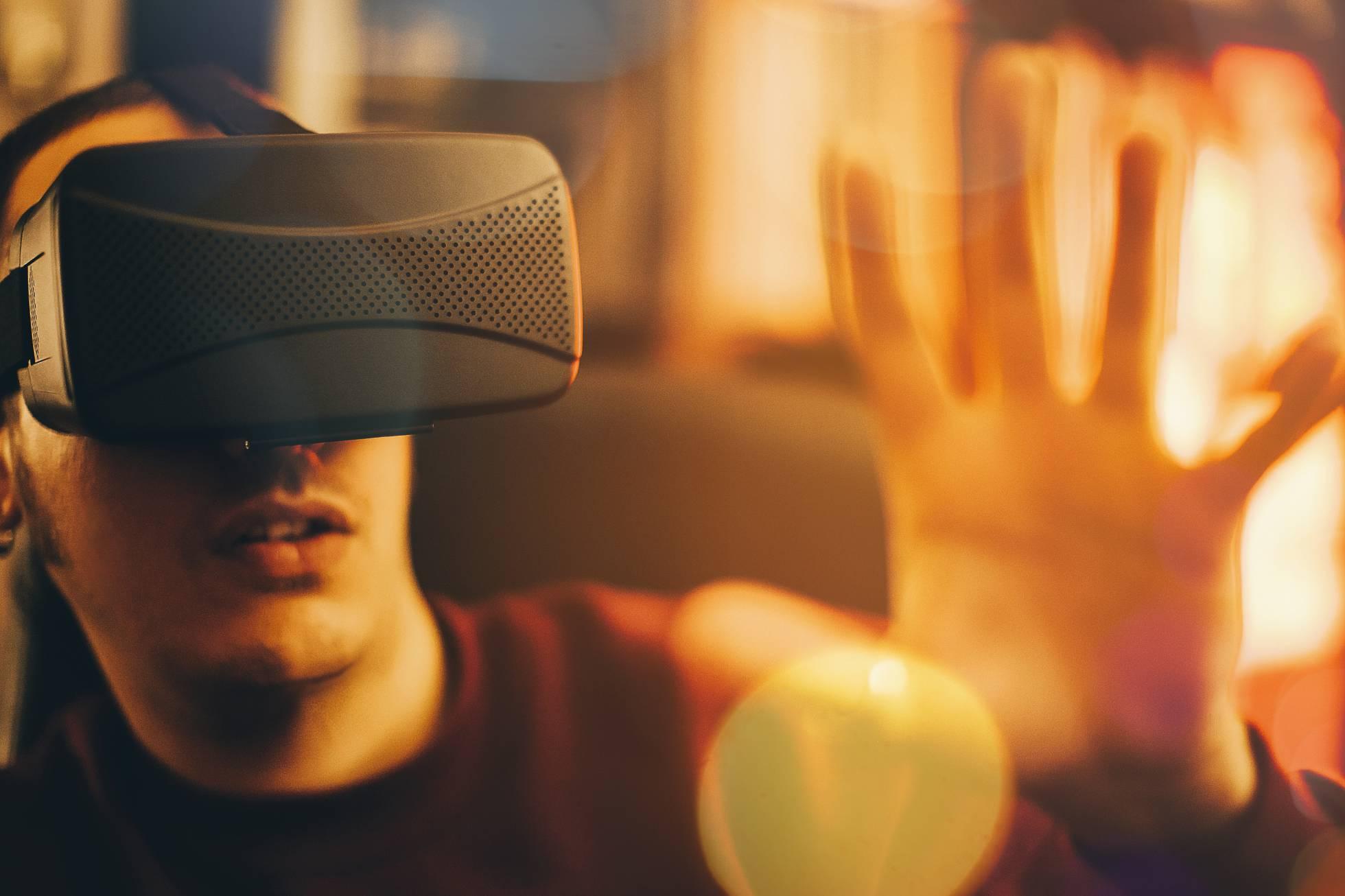 VR - Realidad virtual