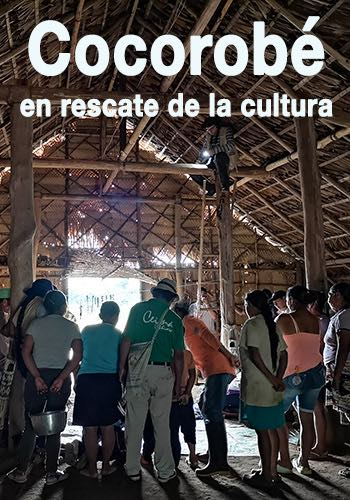 Cocorobé, en rescate de la cultura