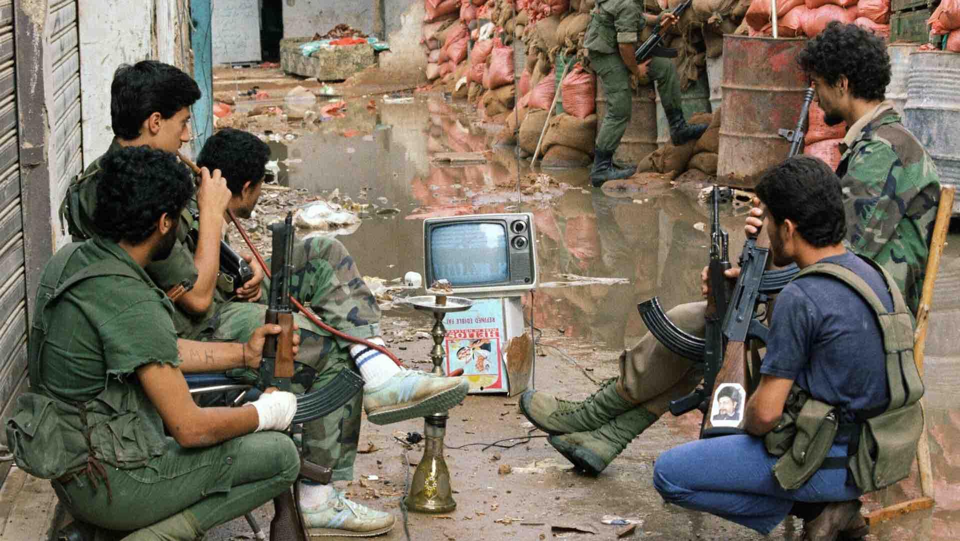 La guerrilla en el cine colombiano