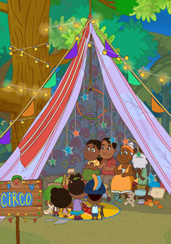 El gran circo de los niños