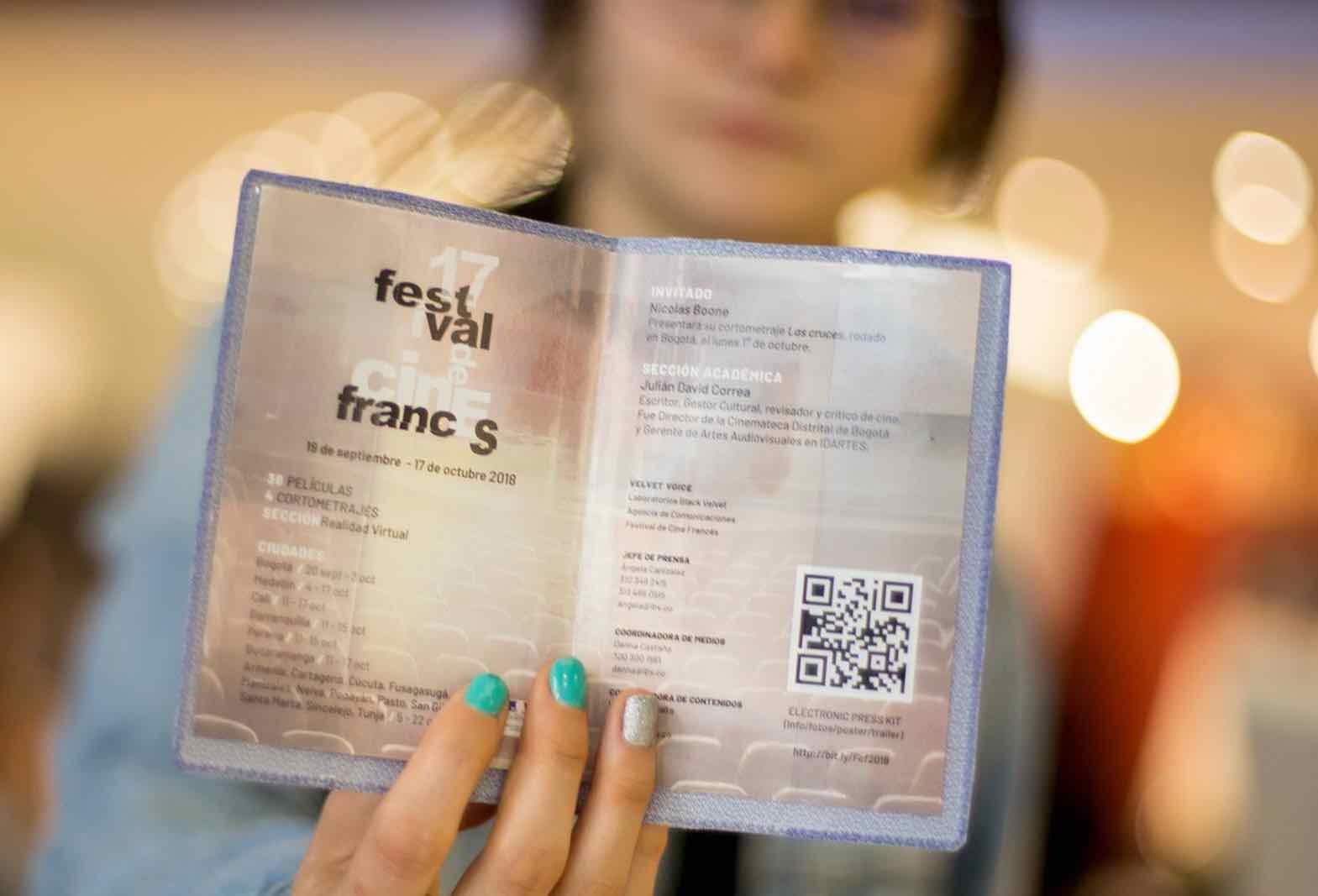 17º Festival de Cine Francés