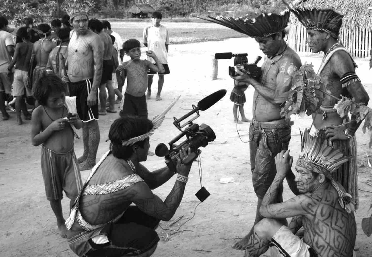 Diálogos sobre cine indígena