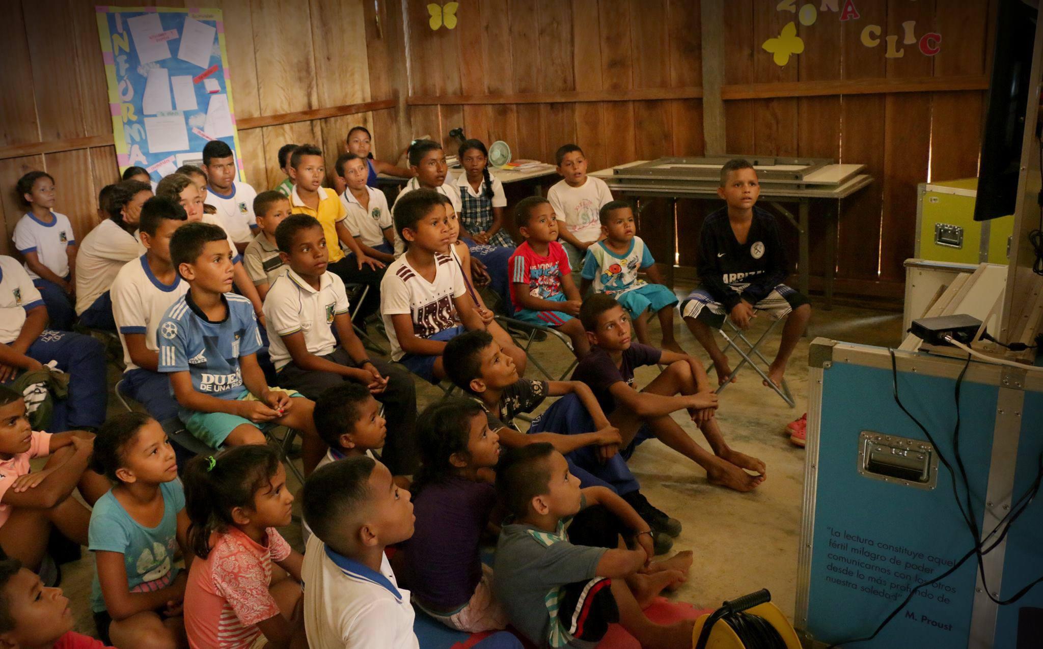 El cine, la educación y las tic juntos en cinescuela.org