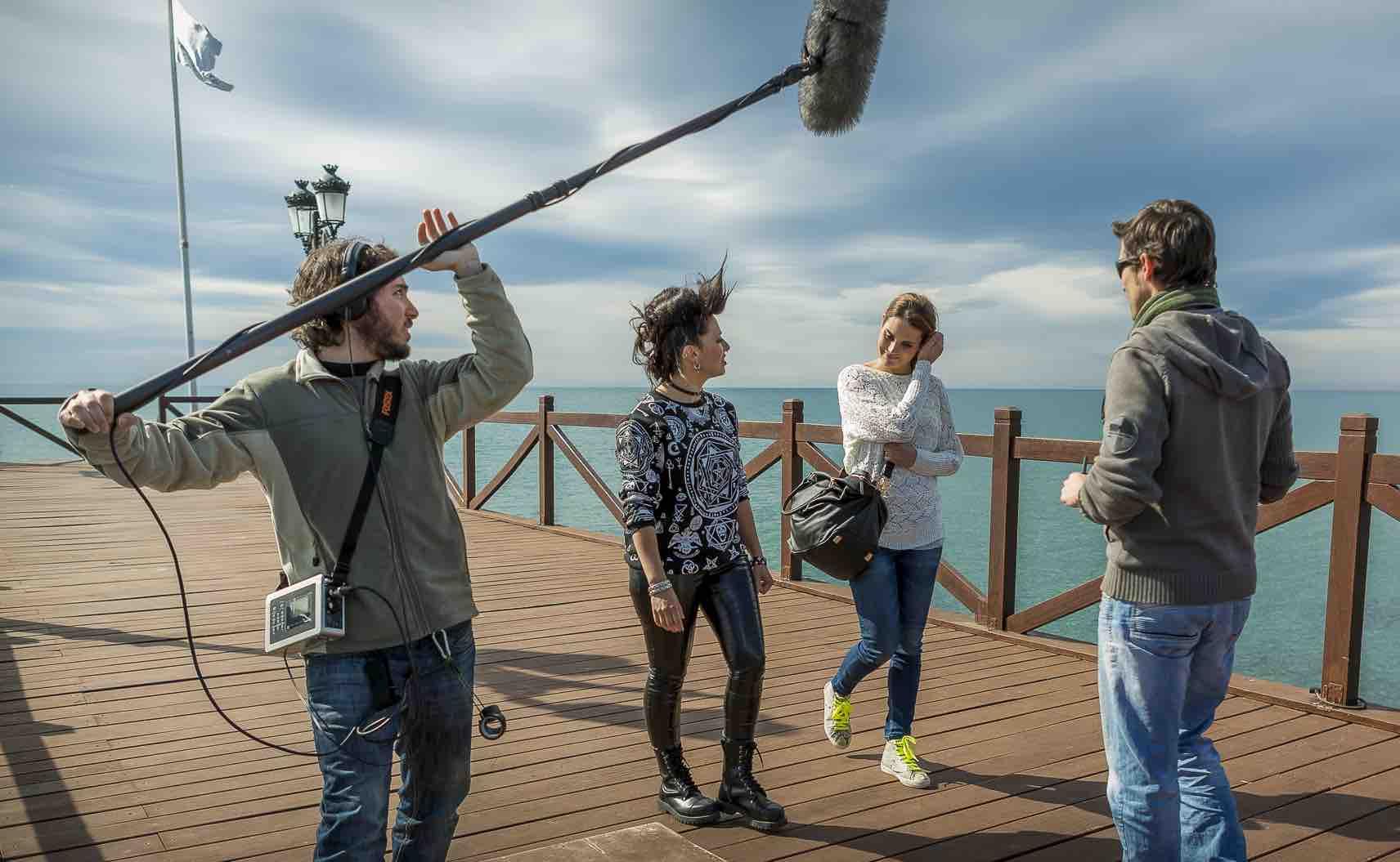El sonido en las producciones audiovisuales