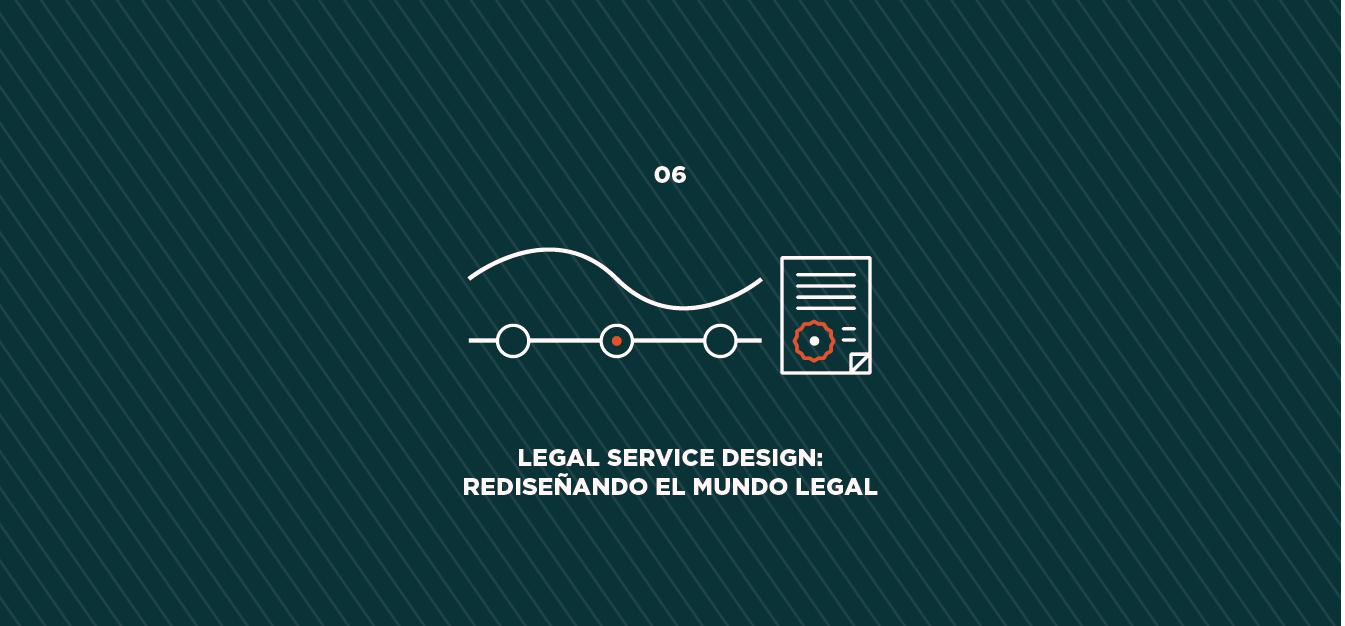 Legal Service Design: rediseñando el mundo legal