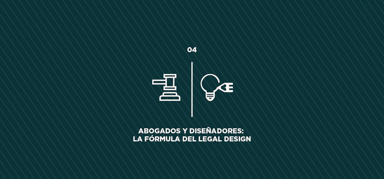 Abogados y diseñadores: la fórmula del Legal Design