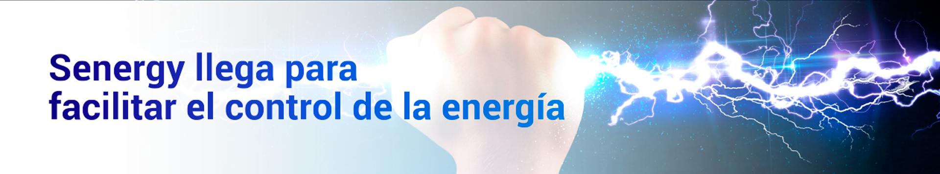 Senergy facilita el control de la Energía